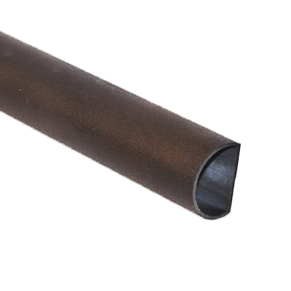 Old World Bronze Metal Rod Finish