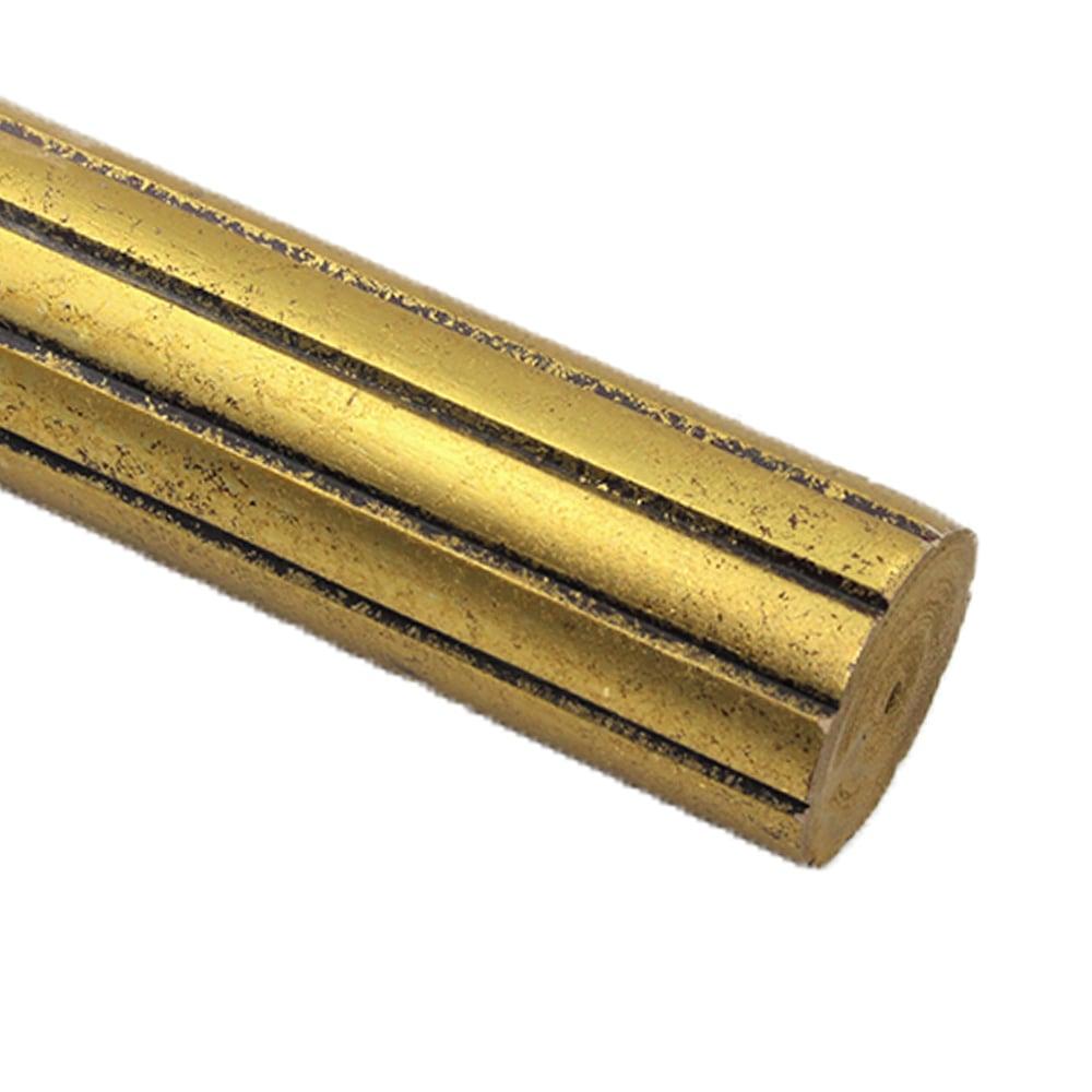 Gilded Gold Rod Finish