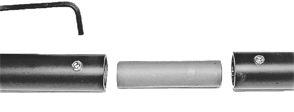 French Rod Connector