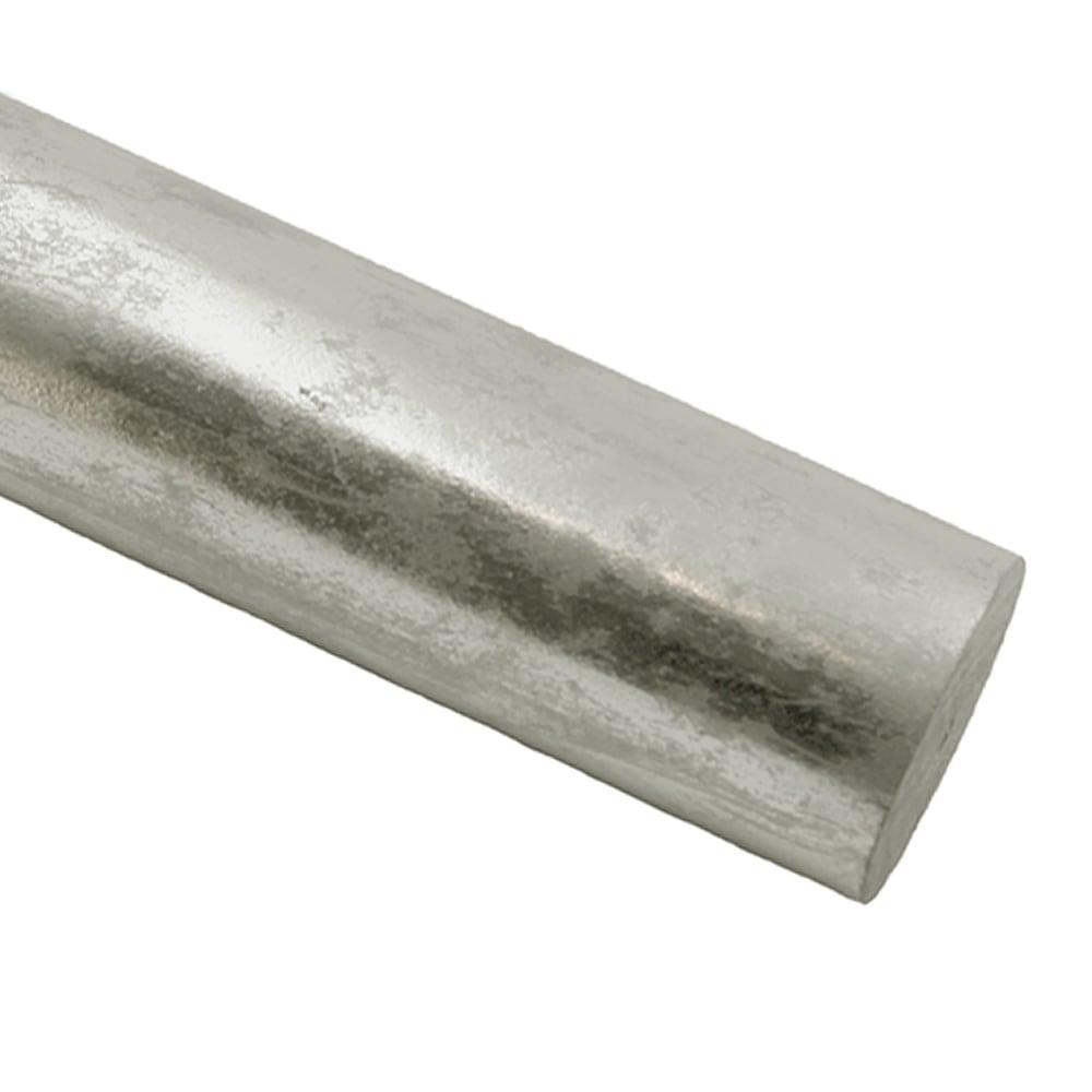 Antique Silver Rod Finish