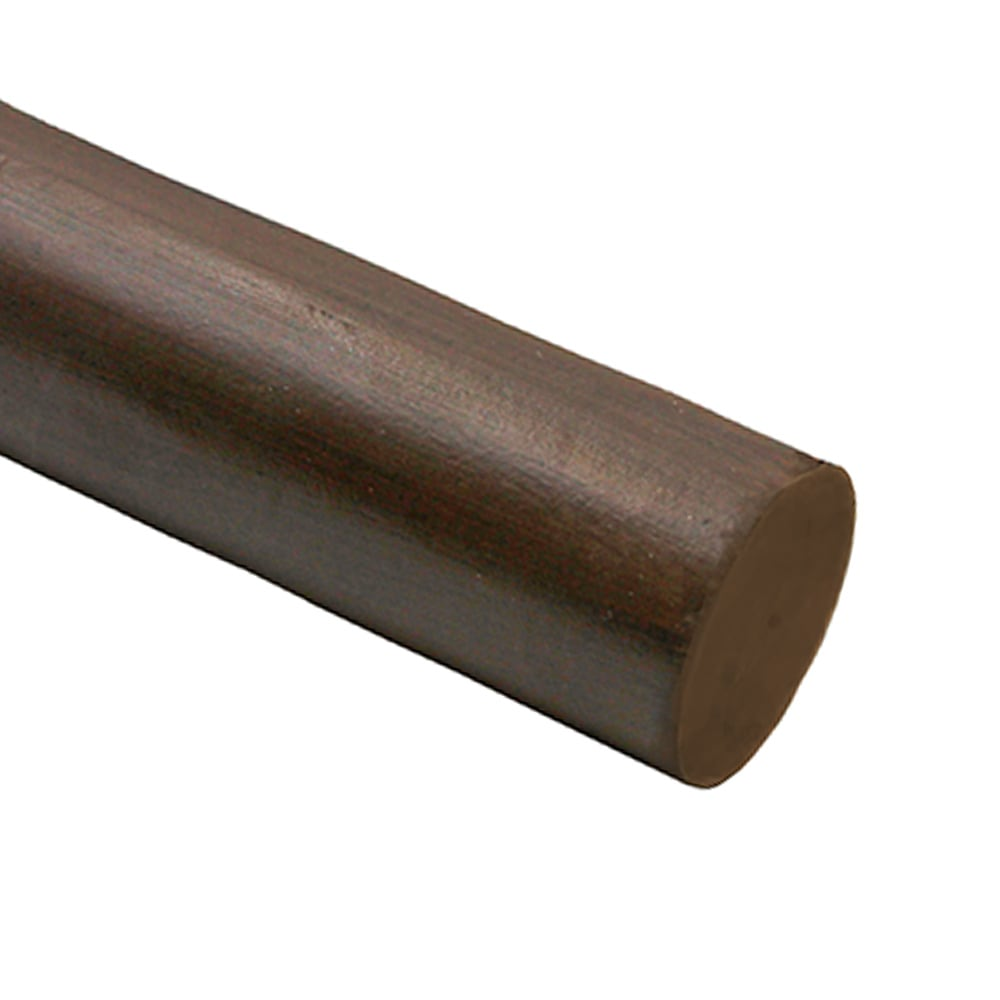 Faux Wood Rod Finish