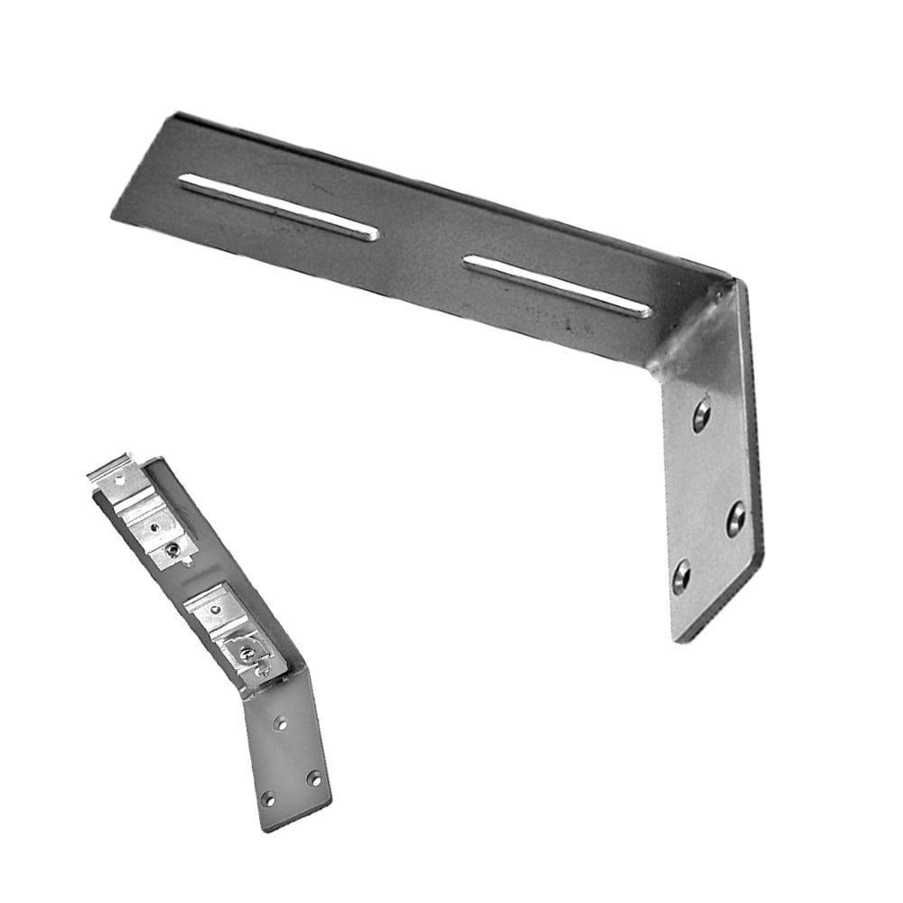 Traverse Track Double Support Bracket