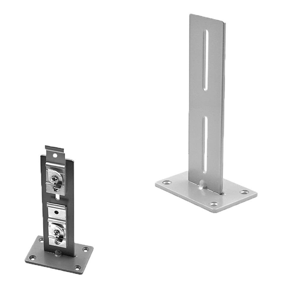 Traverse Track Double Center Support Bracket