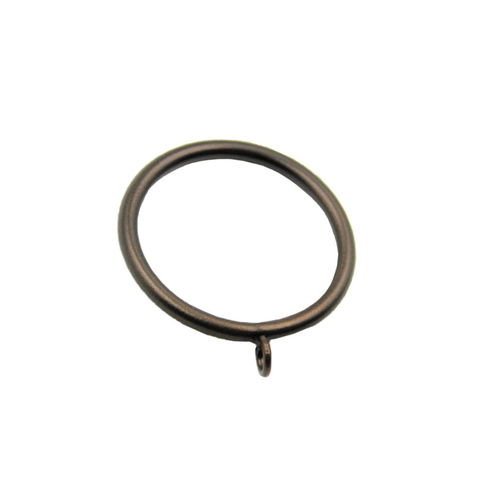 "French Rod Ring 1-1/4""   - Dark Bronze"