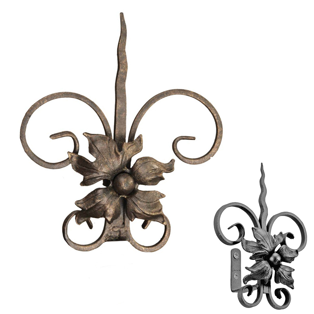 Floral Spear Accessory
