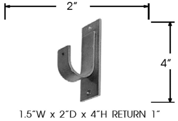 Sizing for Outside Mount
