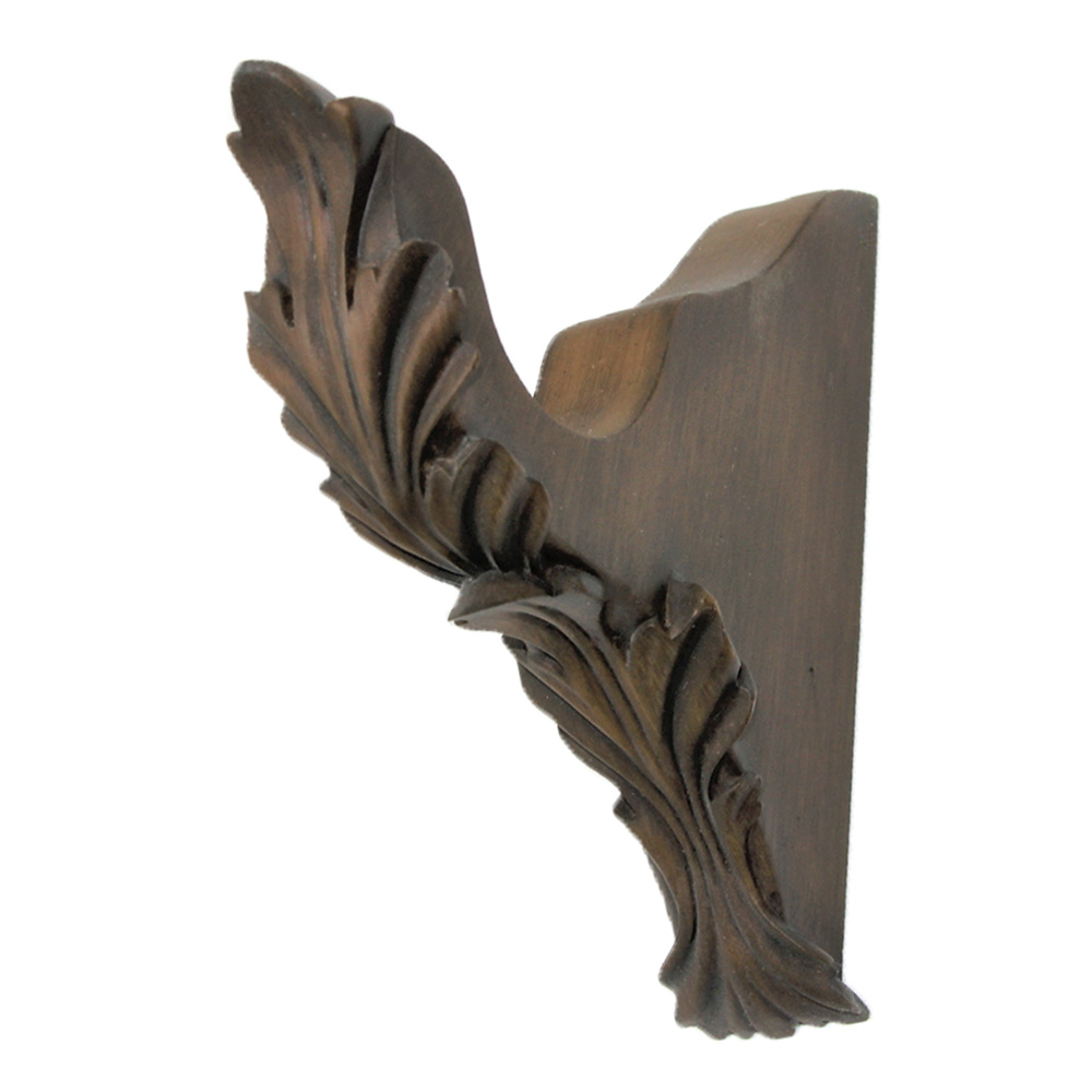 Scroll Leaf Bracket