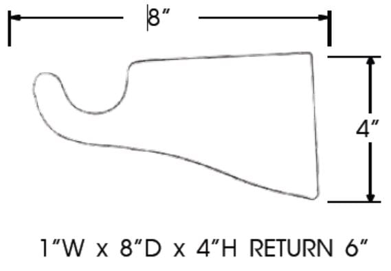 Sizing for Acanthus - Extended