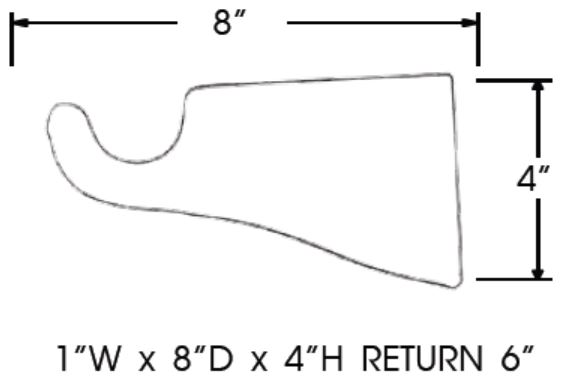 Sizing for Ribbed - Extended