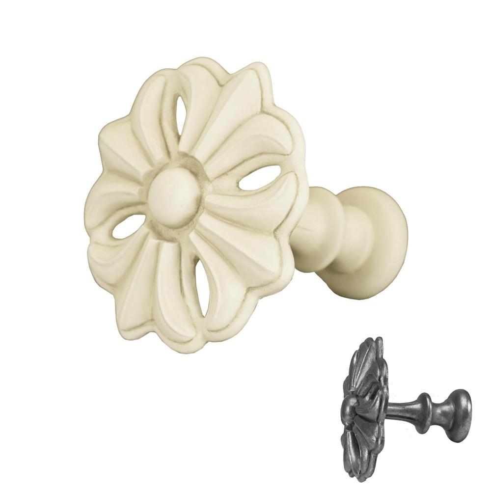 Fleur - Aged White