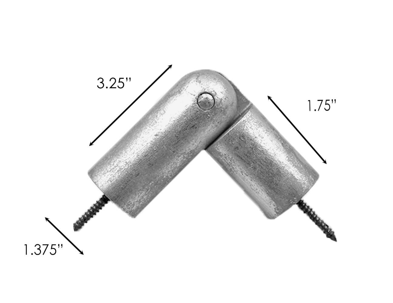 Sizing for Smooth Rod Elbow