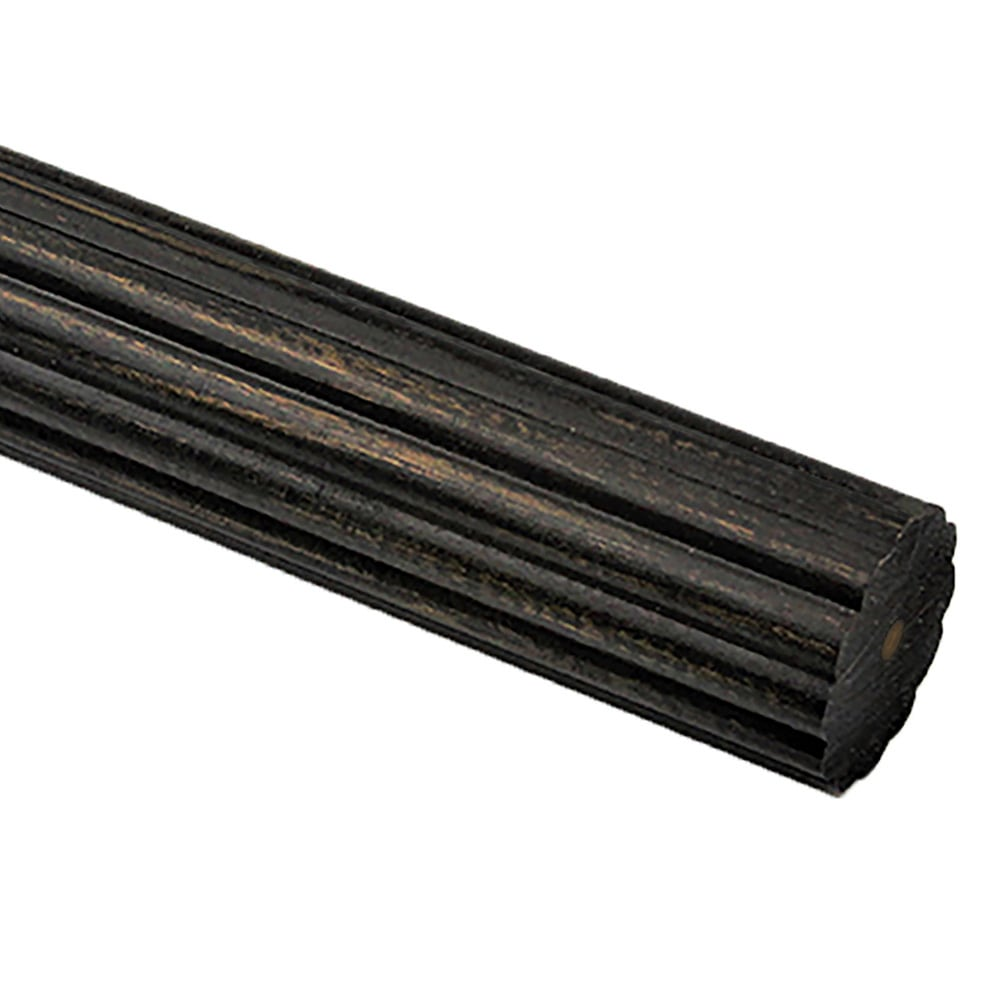 Reeded Rod - 8 Ft Rod