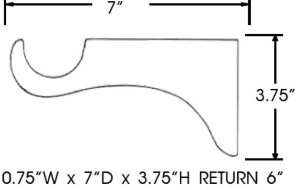Sizing for Nolita Euro - Shape - Extended