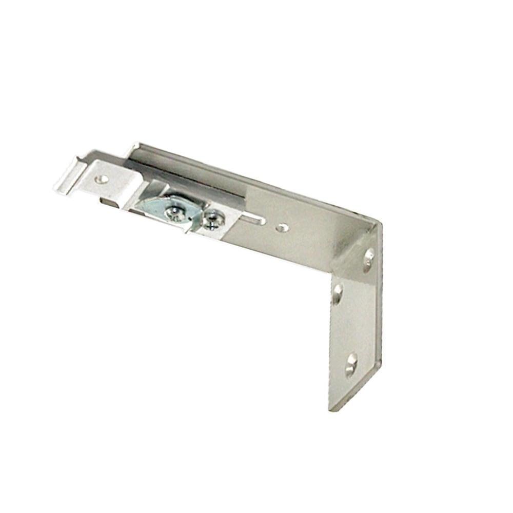 Single Wall Bracket For Traverse - Aluminum