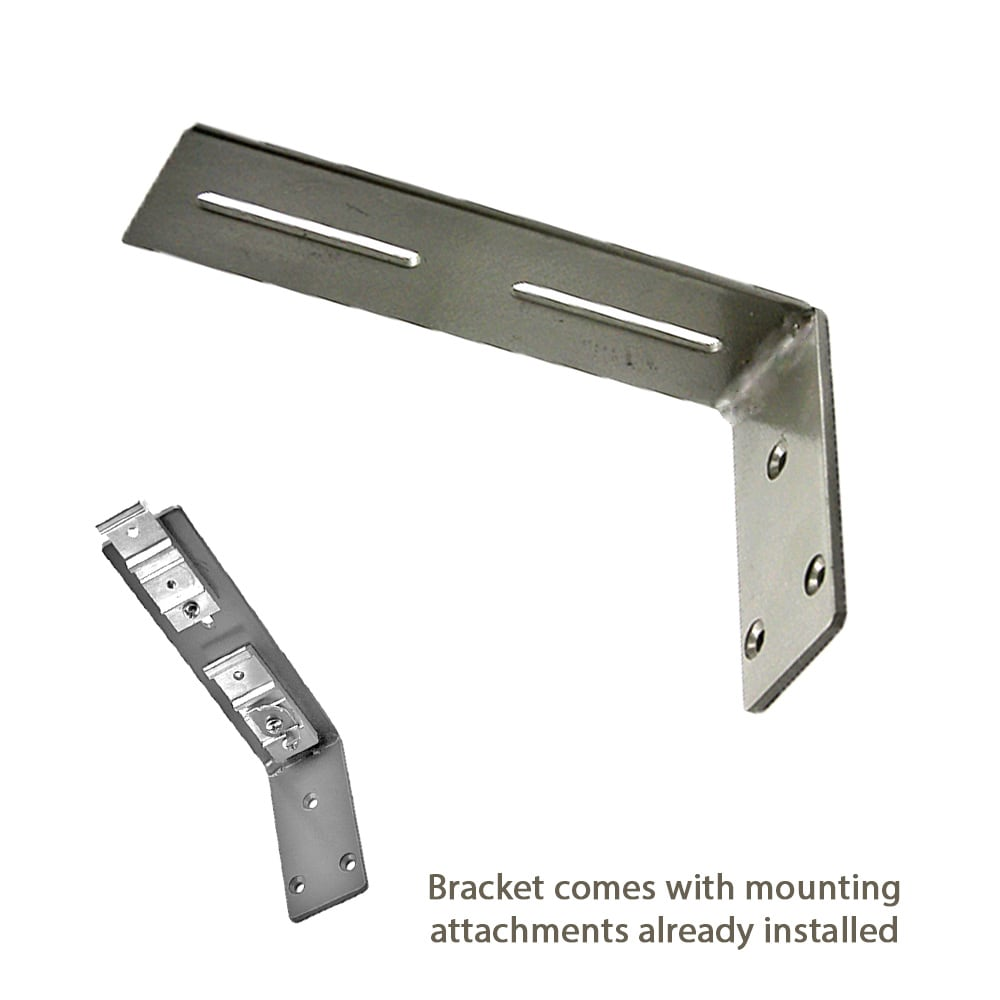 Double Wall Bracket For Traverse