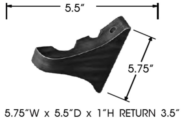Sizing for Center Support