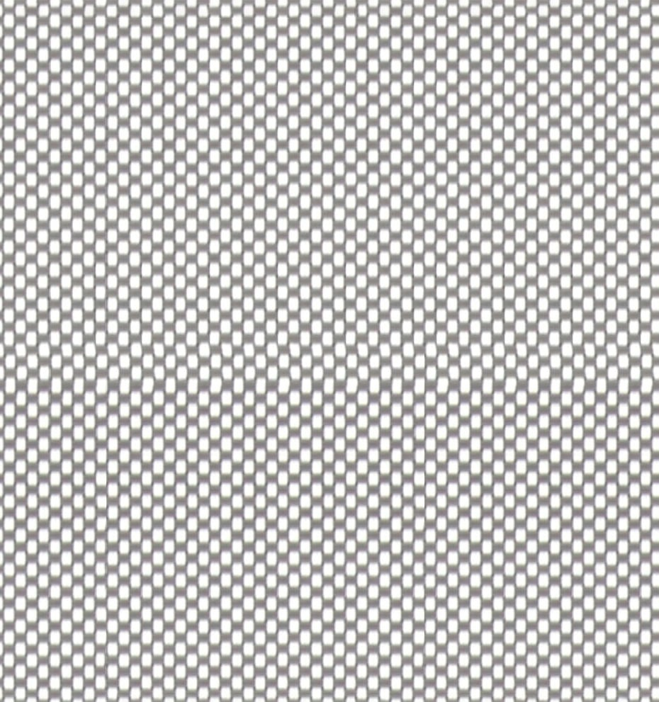 Chalk Soft Grey Fabric Swatch 1% Openness