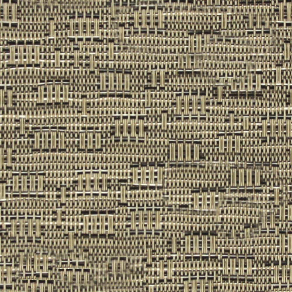 Wicker Mushroom Fabric Swatch 3% Openness
