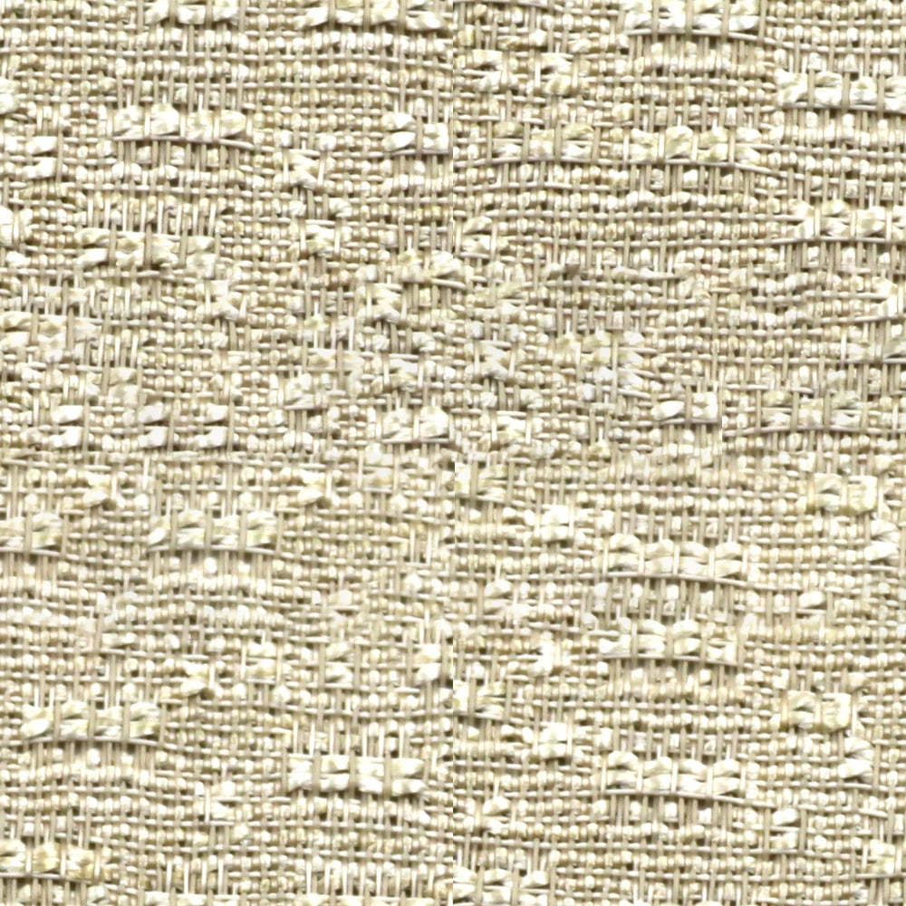 Wicker Straw Fabric Swatch 3% Openness