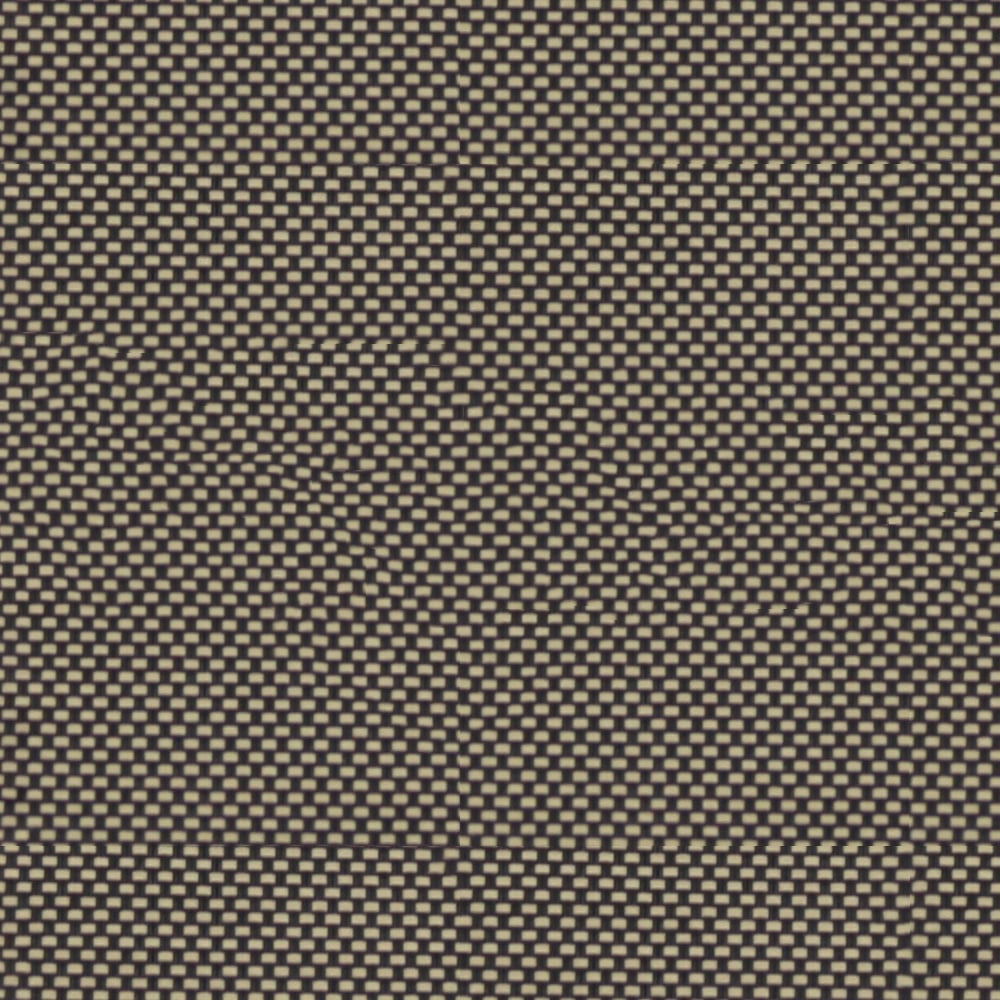 Charcoal Alpaca Fabric Swatch 5% Openness