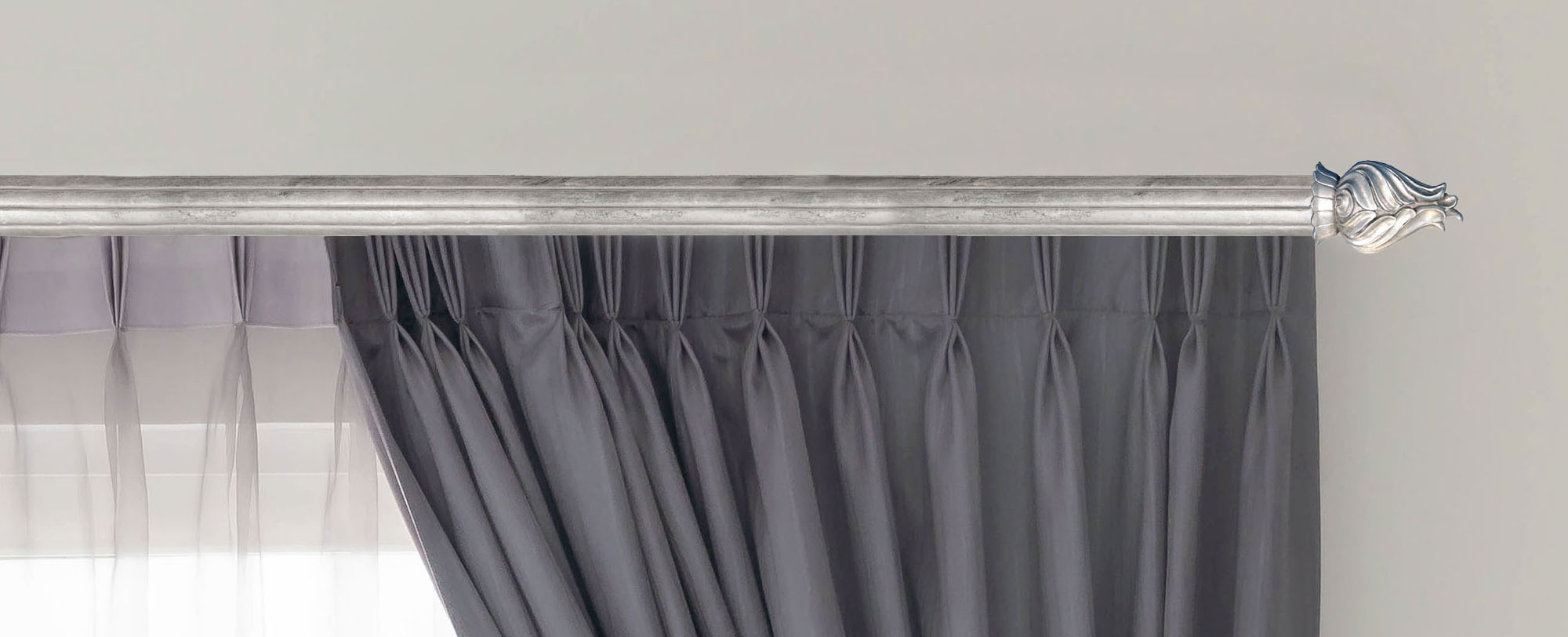 The Traverse Rods Collection Tms Menagerie Window Treatment Drapery Hardware For Interior Design