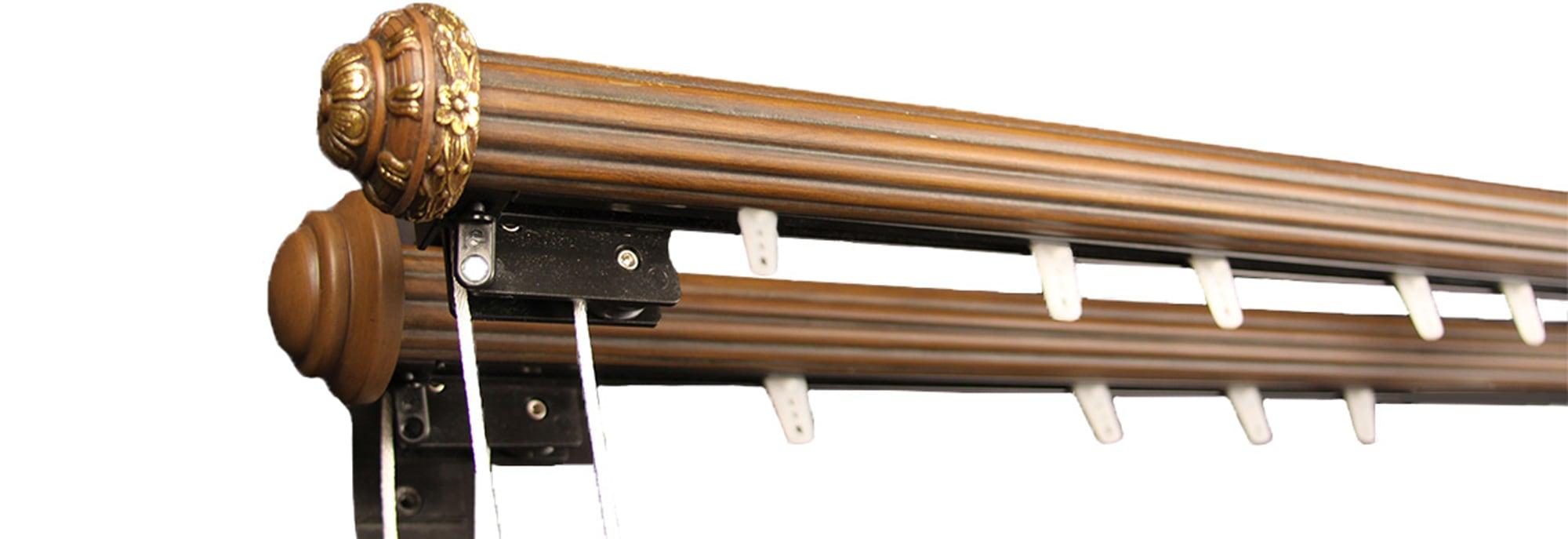 Customize Double Traverse Rod